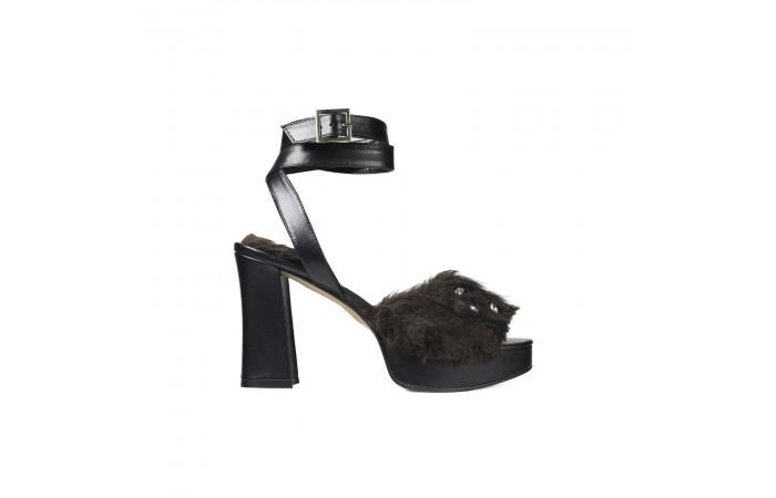 Odette Heeled Sandal