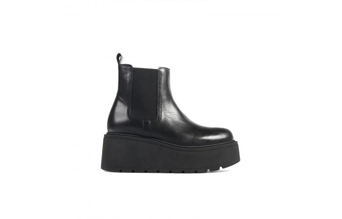 Toronto Platform Ankle Boots