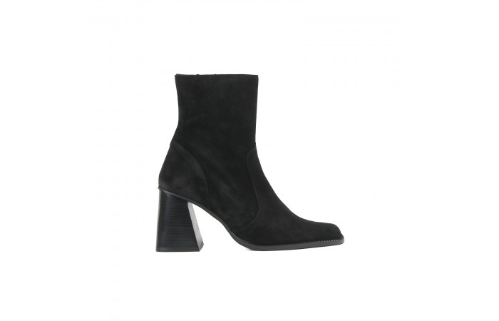 Black Suede Florence Ankle...