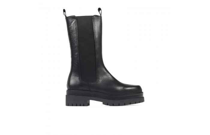 Bota Plataforma High Billie