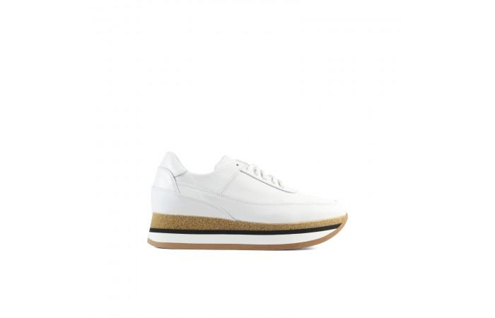 White berlin sneaker