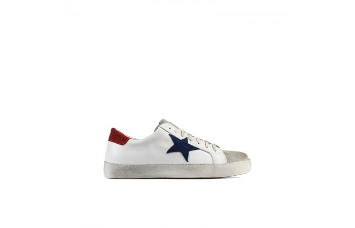 Blue Star Sneakers