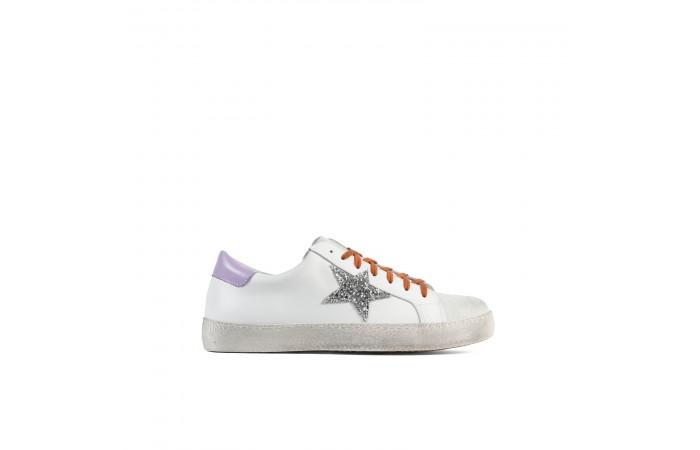 Sneaker Glitter Star
