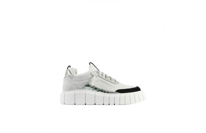 Green Platform Tokio Sneakers
