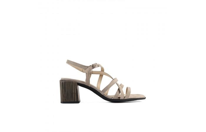 Strips Amelia heeled sandals