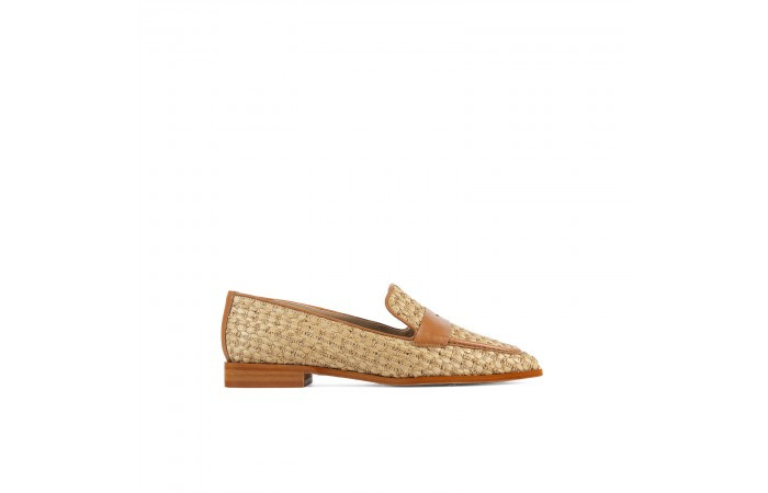 Brown Clover Loafer