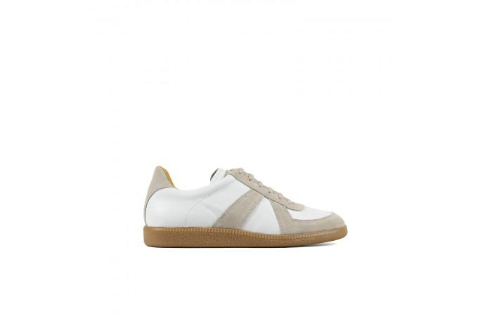 Beige Vienna Sneakers