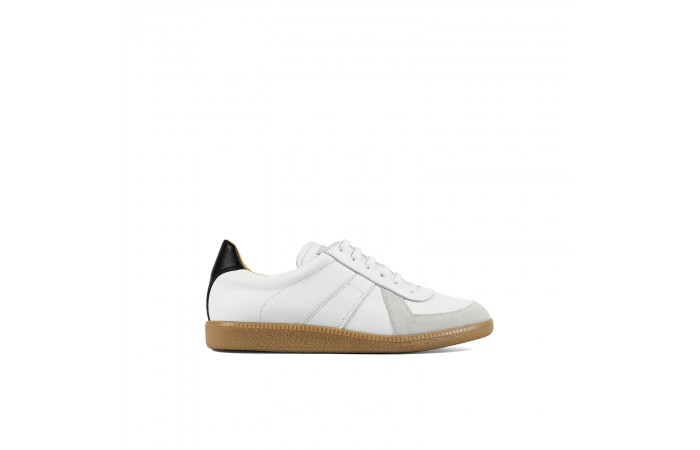 White Vienna Sneakers