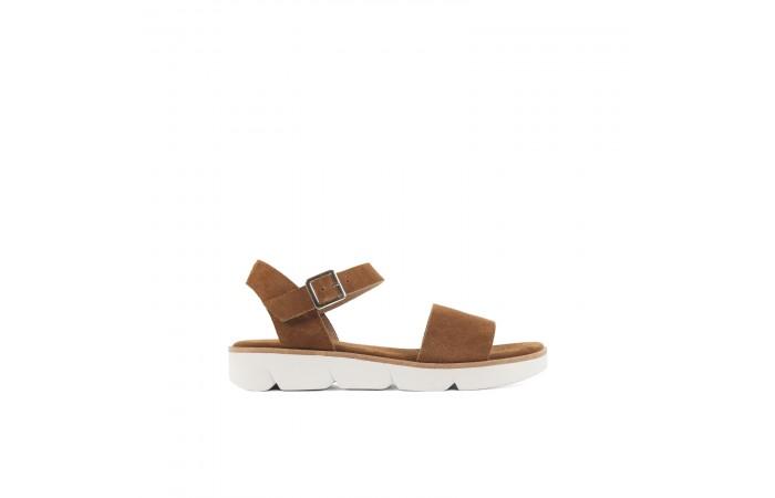 Camel Leiza Sandals