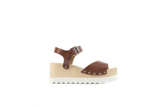 Leather Whitney sandals