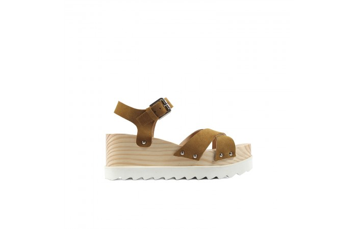 Camel Whitney sandals