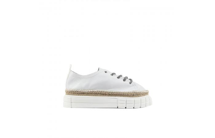 White Verona Sneakers
