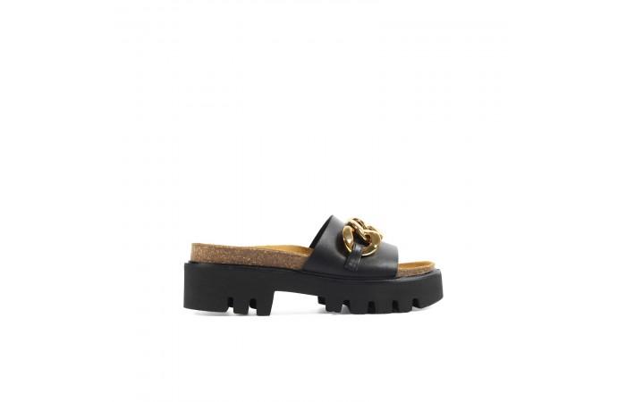 Charlotte platform sandals